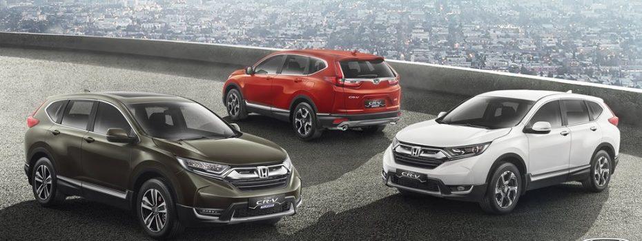 All New Honda CR-V generasi kelima menampilkan desain baru pada lampu depan yang menggunakan Full LED dan dilengkapi dengan LED Daytime Running Light (DRL), serta